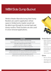 Weldco-Beales - Model ERC - Rotary Cutter Brochure